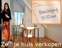 Je huis gemakkelijk zelf verkopen